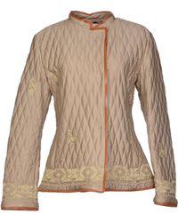 Ermanno Scervino Jacket - Lyst