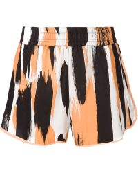 Won Hundred - Lonnie Printed Shorts - Lyst