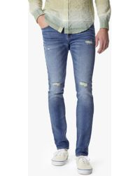 7 For All Mankind Paxtyn With Clean Pocket - Lyst