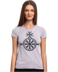 Vivienne Westwood Anglomania Stave Orb T-shirt - Lyst