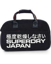 Superdry Marley Technical Tote Bag - Blue