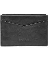 Fossil - Ingram Card Case - Lyst