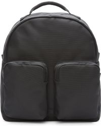 Yeezy - Black Nylon Pocket Backpack - Lyst