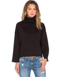 Cheap Monday Track Sweatshirt - Lyst