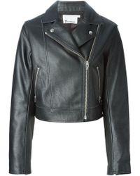 Alexander Wang Biker Jacket - Lyst
