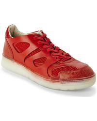 Alexander McQueen x Puma Red Move Lo Sneakers - Lyst