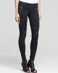 Hudson Jeans - Stark Moto Skinny in Hacienda - Lyst
