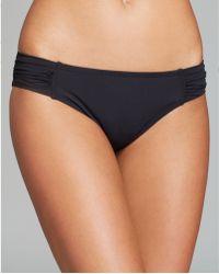 Tommy Bahama - Shirred Hipster Bikini Bottom - Lyst