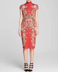 Grayse - Wallpaper Print Turtleneck Dress - Bloomingdale'S Exclusive - Lyst