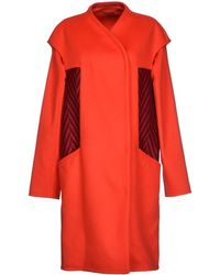 Matthew Williamson Coat - Lyst