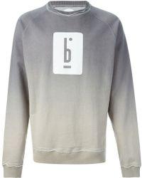Pigalle - Ombré Printed Sweatshirt - Lyst