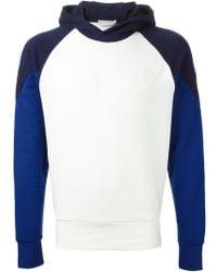 Moncler Colour Block Sweatshirt - Lyst