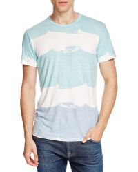 Sol Angeles - Color Block Wave Tee - Lyst