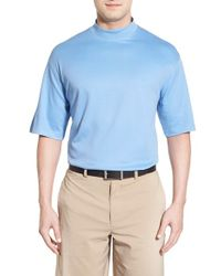 Lone Cypress Pebble Beach Knit Golf Shirt Lyst