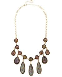 Ana Accessories Inc Galactic Gal Necklace - Lyst