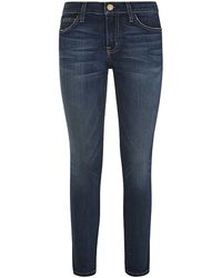 Current/Elliott Stiletto Super Stretch Jeans - Lyst