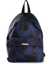 Stella McCartney Dotted Backpack - Lyst