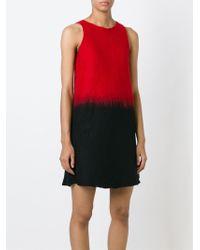 Sybilla - Bicolor Merino Dress - Lyst