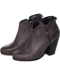 Rag & Bone Stone Margot Bootie - Lyst