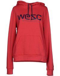 Wesc Sweatshirt - Lyst