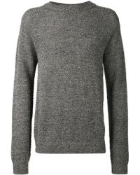 Patrik Ervell - Pocket Sweater - Lyst