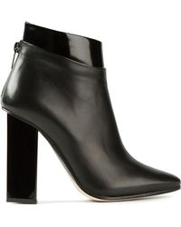 Jimmy Choo Legion Ankle Boots - Lyst