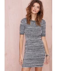Nasty Gal Curve Ball Dress - Lyst