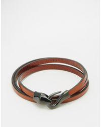Mister - Wraparound Bracelet - Lyst