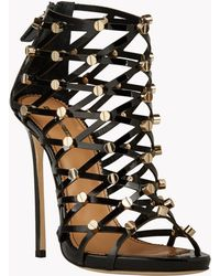 DSquared² Xenia Studs Sandals - Lyst