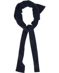 Lemaire - Yak And Merino-Wool Sweater-Style Scarf - Lyst