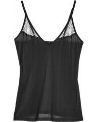 Cosabella Cheyenne Sleepwear Camisole - Black