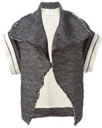 IRO Helian Tweed Jacket - Lyst