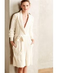 Eloise North Tahoe Sweater Robe - Lyst