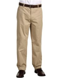 Calvin Klein Dylan Textured Straight Fit Pants - Lyst