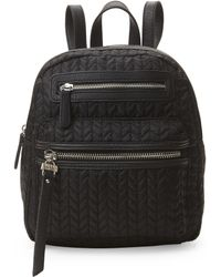 Nicole Miller - Astoria Quilted Backpack - Lyst