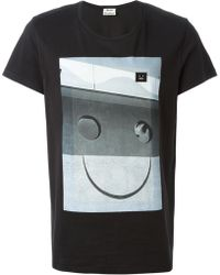 Acne Studios 'Standard' T-Shirt - Lyst