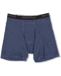 Smartwool Nts Micro 150 Pattern Boxer Brief - Lyst