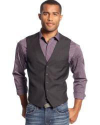 Inc International Concepts Colfax Vest - Lyst