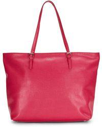 Furla D-Light Tote Bag - Lyst
