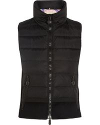 Emilio Pucci Quilted Shell Down Gilet - Lyst