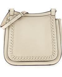 Posse | Lori Leather Flap Saddle Bag | Lyst