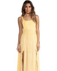 Tallow Barrymore Maxi Dress - Multicolor