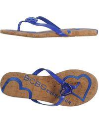 BCBGeneration - Thong Sandal - Lyst