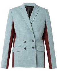 Jonathan Saunders Michaela Doublebreasted Wool Jacket - Lyst
