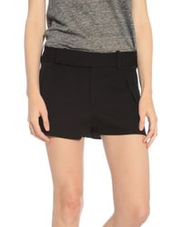 Helmut Lang Mini Skirt - Lyst