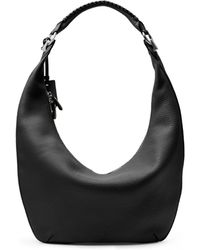 Diane von Furstenberg Sutra Crescent Hobo Leather Bag - Lyst