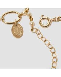 Medecine Douce - Charleston Necklace Pearl - Lyst