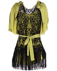 Temperley London | Short Dress | Lyst