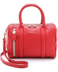 See By Chloé Harriet Cross Body Bag - Flamboyant Red - Lyst