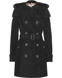 Burberry Brit - Balmoral Trench Coat - Lyst
